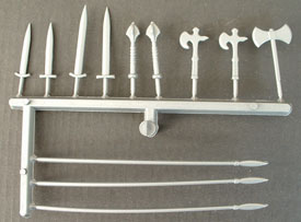 Weapons set #2