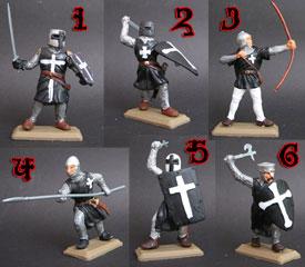 Hospitaller Knights set