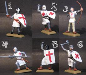 Templar Knights set