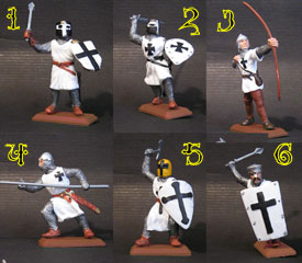 Teutonic Knights set