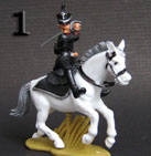 Spanish Cavalry set #1, #1