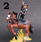 Spanish Cavalry #1, #2