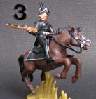Spanish Cavalry #1, #3