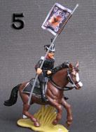 Spanish Cavalry #1, #5