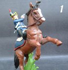 Argentinean Grenadiers mounted #1