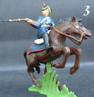 Argentinean Grenadiers mounted #3
