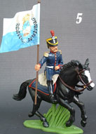 Argentinean Grenadiers mounted #5