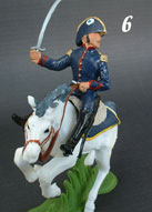 Argentinean Grenadiers mounted #6