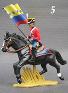 Colombian Husars #5