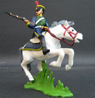 "Spanish Cavalry, ""Lanceros"" of Extremadura #3"