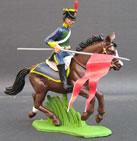 "Spanish Cavalry, ""Lanceros"" of Extremadura #4"
