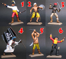 The Pirates Special set