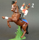 Spanish Cavalry #2, #2