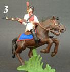 Spanish Cavalry #2, #3
