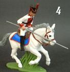 Spanish Cavalry #2, #4