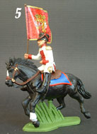 Spanish Cavalry #2, #5