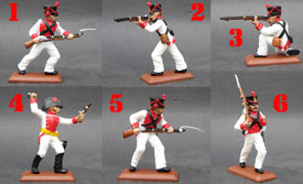 Spanish Infantry set
