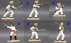 Spanish Infantry set #2