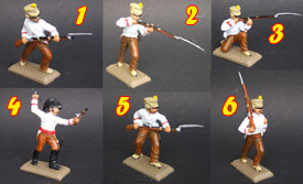 Spanish Infantry set #3
