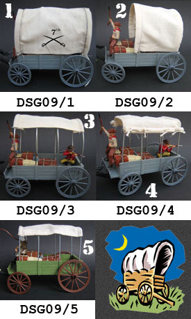 Wagon covers