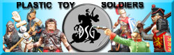DSG Plastic Toy Soldiers