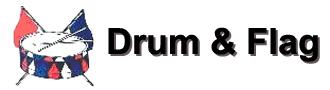 Drum & Flagi logo